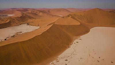 Southern Namibia Desert