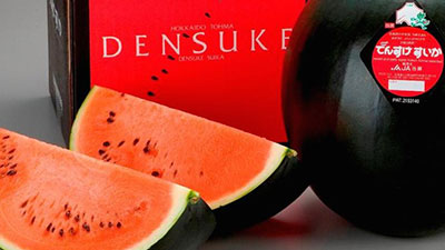 densuke black watermelon