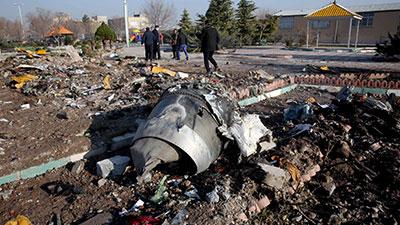 ukraine jet crash