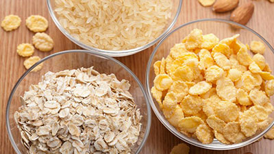 Cereal and Oatmeal