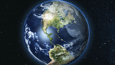 bentuk bumi