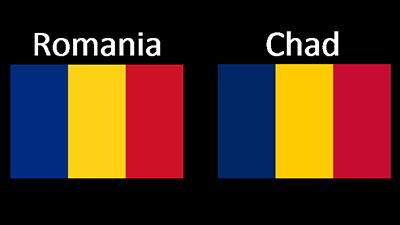chad and romania
