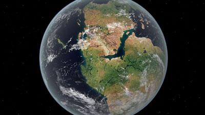 mega continent