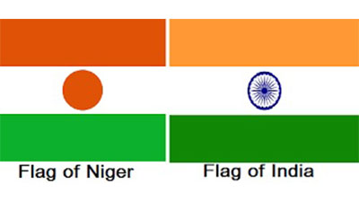 niger and india