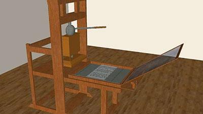 the printing press