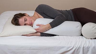 wrong pillow