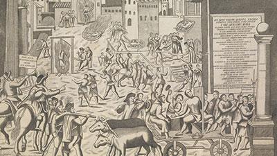 Italian Plague