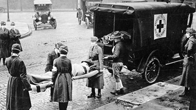 Sixth Cholera Pandemic