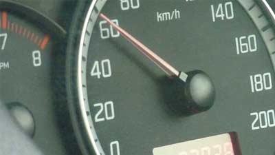 60 mile per hour