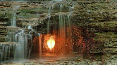 Eternal Flame: Chestnut Ridge Park