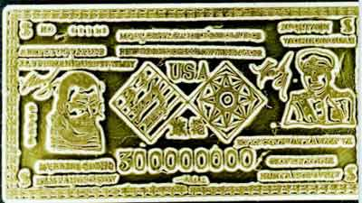 chinese gold bar cipher
