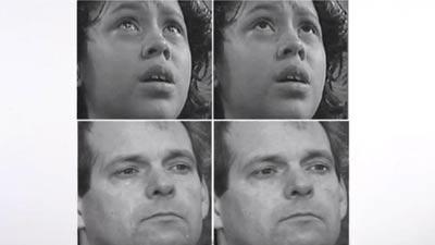 eksperimen menangis dan tidak menangis