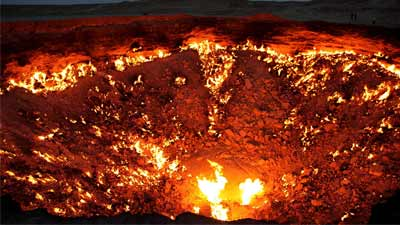 Eternal Flame: Door to Hell