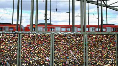 German Love Lock