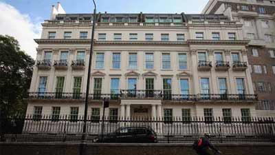 Hariri London Mansion