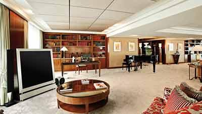 hotel presiden wilson