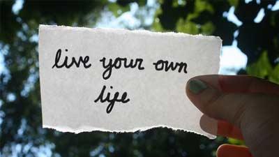jadi diri sendiri