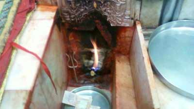 Eternal Flame: Jwalamukhi Devi Temple
