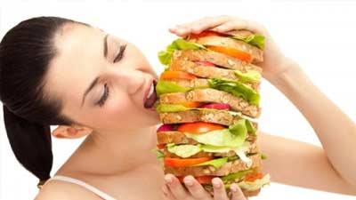 lihat kebiasaan makan Anda