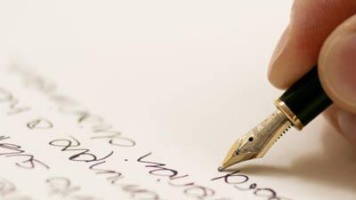 grafologi: ilmu membaca kepribadian dari tulisan tangan