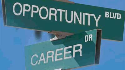 kesuksesan karir Anda