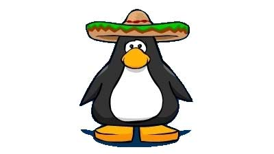 Penguin Sombrero