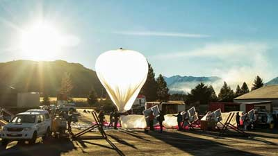 percobaan project loon