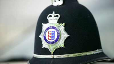 police hat united kingdom