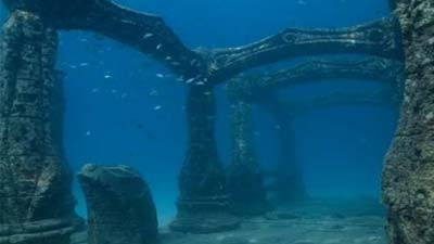 Port Royal Underwater Ruin