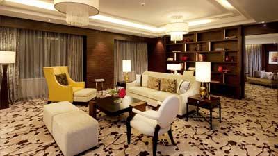 kamar presidential penthouse