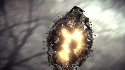 grenade explotion