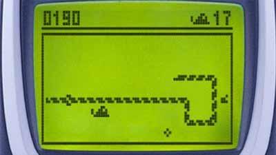 sejarah game snake