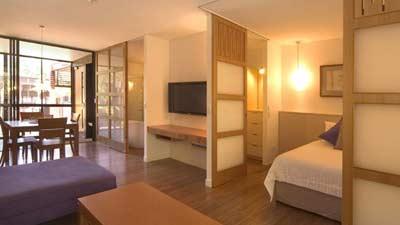 Kamar tipe suite
