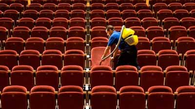 Theather Cleaner