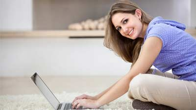 women more active in Internet