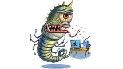 worm malware