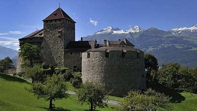 Liechtensein adalah salah satu negara terkecil di dunia dengan Kastil Vaduz sebagai ikonnya