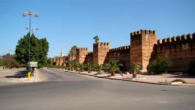 Taroudant, salah satu kota bertembok paling menakjubkan di dunia