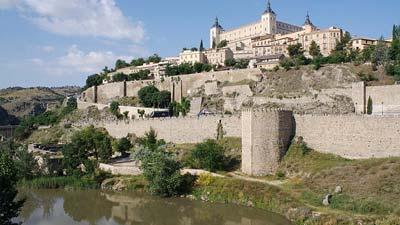 Toledo, kota bertembok di Spanyol yang menakjubkan