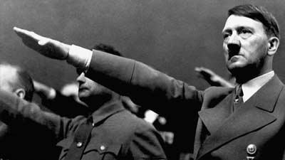 Kata-kata membangun jembatan ke tempat yang belum pernah ditelusuri - Adolf Hitler