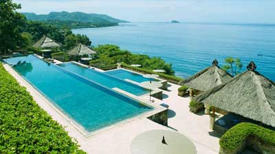 Bali Amankila Resort Honeymoon Place