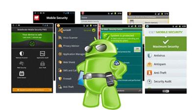 Antivirus-antivirus yang ada di Android ternyata memang diperlukan