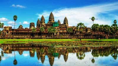 Angkor wat dan peradabannya hilang begitu saja dari sejarah manusia