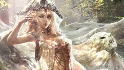 Aphrodite adalah salah satu Dewi cinta, seks, dan nafsu paling terkenal di dunia