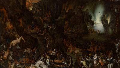 Acopalyse of Paul adalah salah satu gambaran neraka yang paling ekstrim di dunia