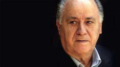 Amancio Ortega kembali masuk ke dalam daftar orang terkaya dunia 2014