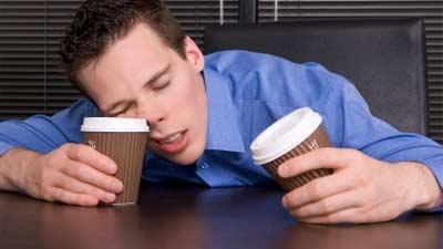 Bayangkan Anda benar-benar lelah agar dapat tertidur lebih cepat