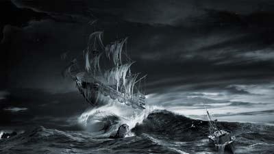 Cerita mengenai kapal hantu baychimo yakni kapal hantu dari artik