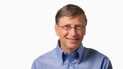 Bill Gates adalah salah satu orang sukses yang mengutamakn tidur di malam hari