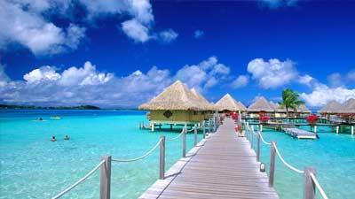 Bora Bora Honeymoon Place